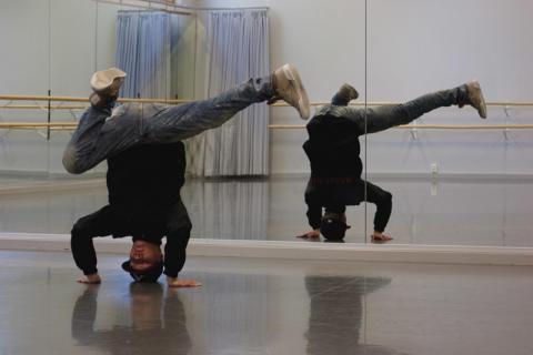 Nya dansprofiler Carlforsska - Jazz Hip hop profil
