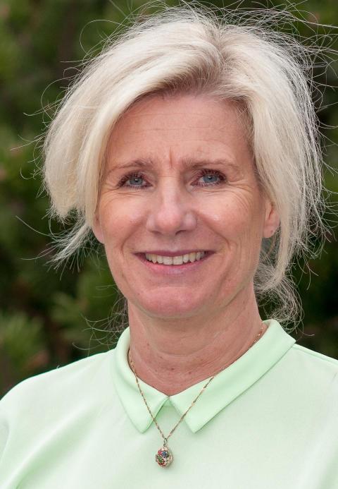 Madeleine Helleday, kommunikationschef