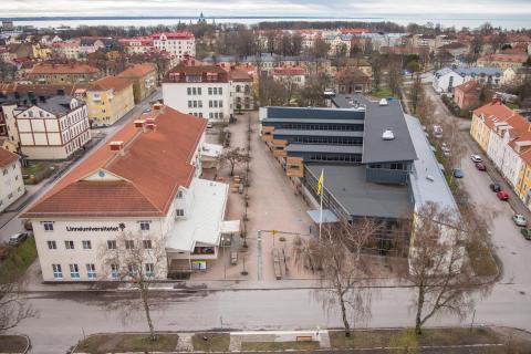 Akademiska Hus säljer delar av fastighetsbeståndet i Kalmar