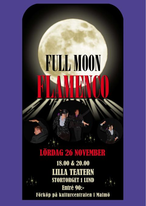 Full Moon Flamenco