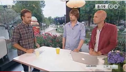 Browserkrigen i Go' Morgen Danmark