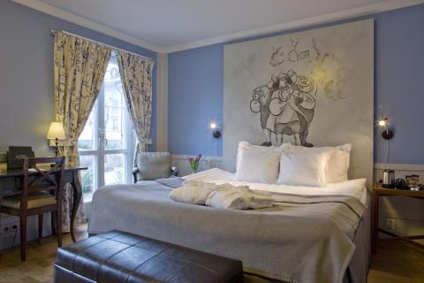 Stallmästaregården Hotel room Deluxe
