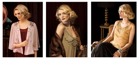 KappAhl erbjuder en dos av 20-talets glamour i höstens Vintage Stories