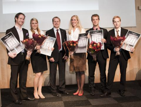 Delad andraplats i Stora Property-priset 2010