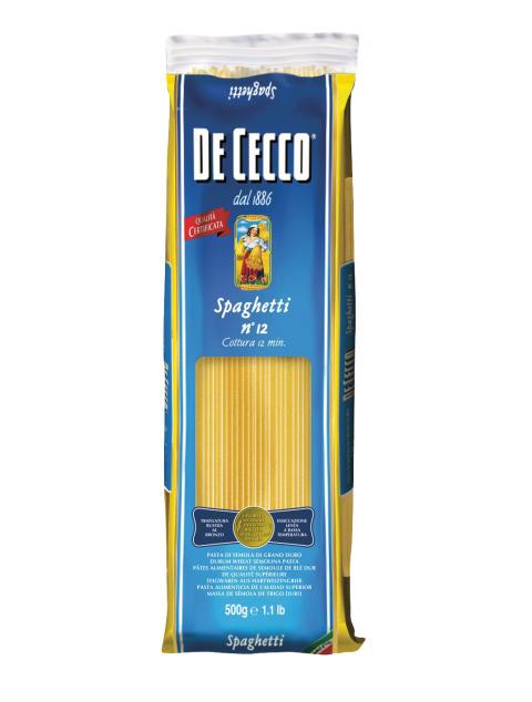 Spaghetti 500 g De Cecco
