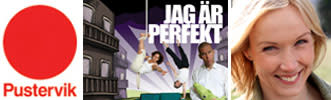 Extra-insatta föreställningar av Jag är perfekt [Rotation Produktion Scenkonst] den 6 & 7 dec, kl19.00