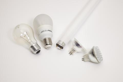 Sista glödlampan har sett dagens ljus