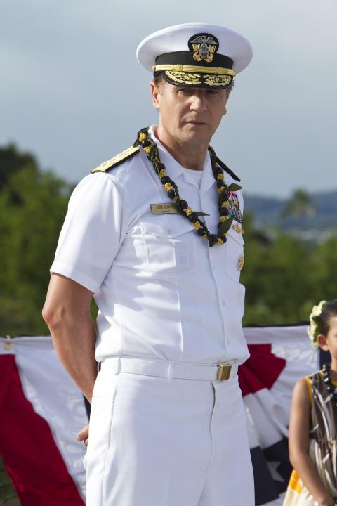 Liam Neeson i Battleship