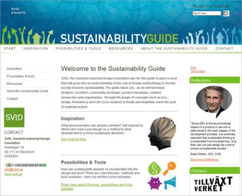 Utvecklad guide ska ge hållbar affärsutveckling