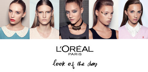 L'Oréal Paris Look of the Day