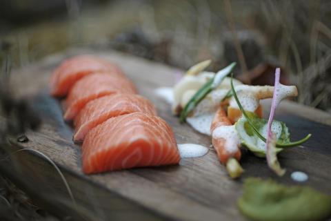 Stallmästaregården Salmon