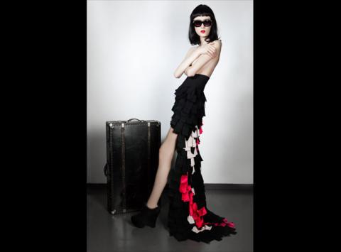 Kulturministern inviger Rookies-12 lovande modedesigners showroom