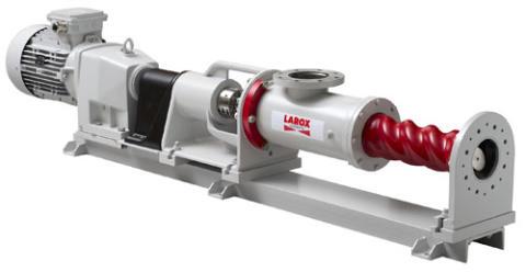 Larox Flowsys Introduces Progressive Cavity Pump