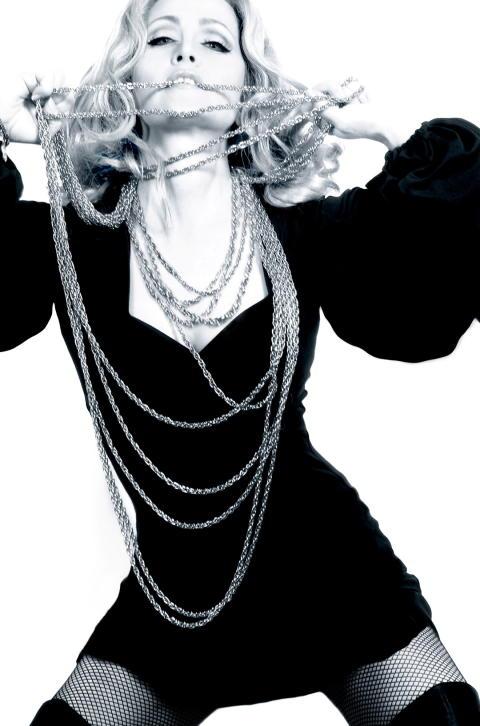Madonna Tribute Show by Chris America (USA) at Clarke Quay