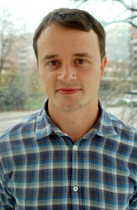Kico Wigren. Stipendiat 2011.