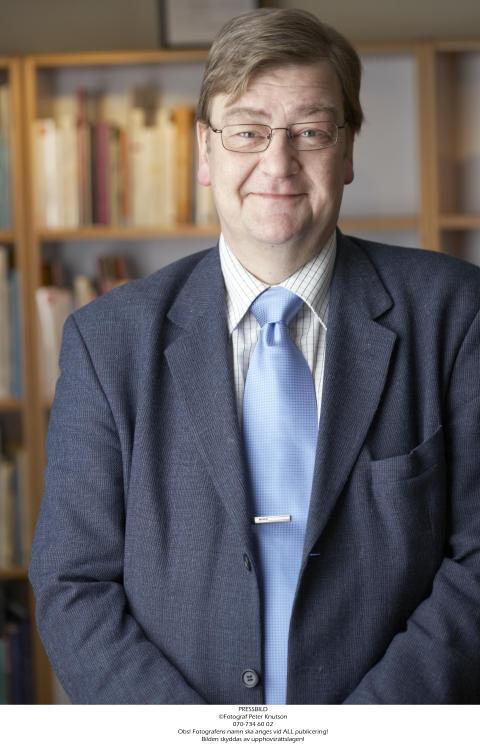 Sensus förbundsordförande Michael Ekdahl