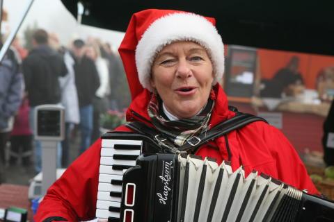 Falbygdens Julmarknad firar 20 år