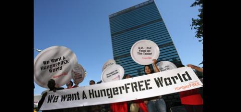 Matpriserna dyrare än någonsin – drabbar världens fattiga