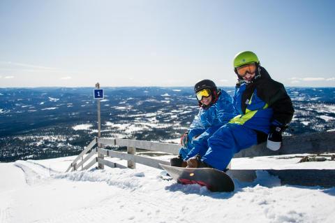 SkiStar Trysil: God påskeglid i Trysil