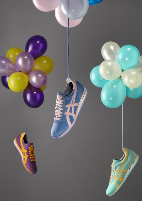 """Limber Up Moscow"" - Onitsuka Tiger S/S11 Shoe Collection"