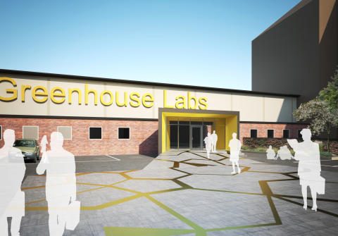 Greenhouse Labs, KTH, Stockholm