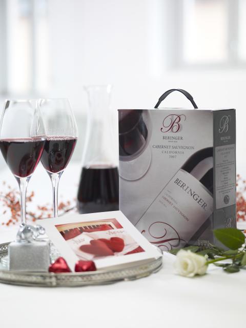 Bli vinekspert til Valentine's!