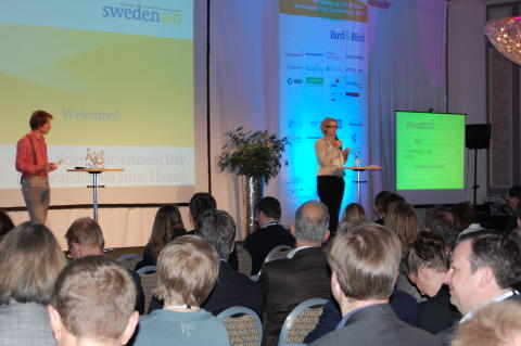 Pia Kinhult inviger Life Science Investment Day Scandinavia i Malmö