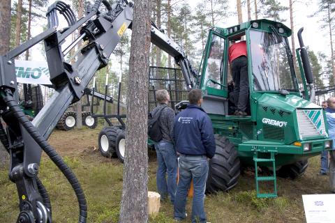 Stort investeringsbehov i skogen: Dags att byta ut Gudrunmaskinerna