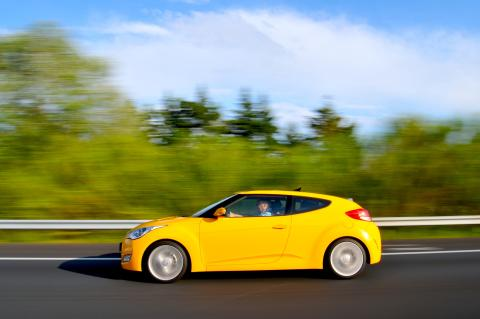 Hyundai lanserer Veloster Turbo
