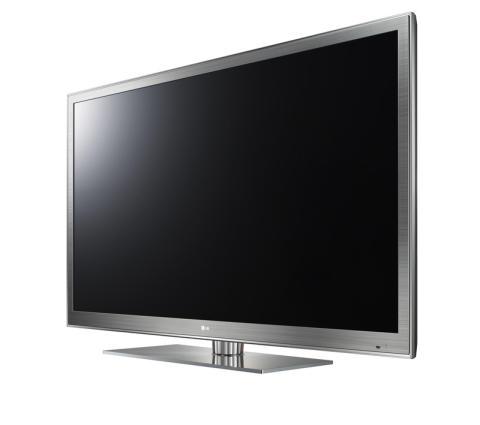 HURTIGERE OG STØRRE MED BEDRE BILLEDE - LG LANCERER BAGBELYST 72 TOMMER LED-TV
