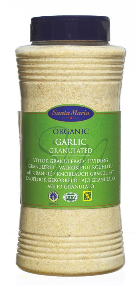 Vitlök granulerad