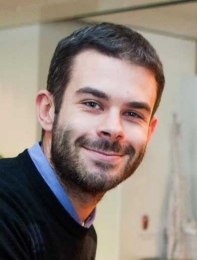 Luca Mottola, forskare på SICS, vinner prestigefull europeiskt utmärkelse