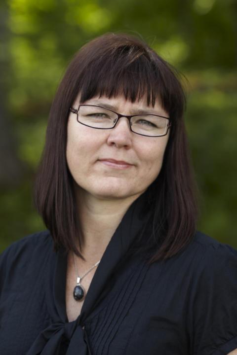 Anette Rosengren vd för Lantmännen Doggy