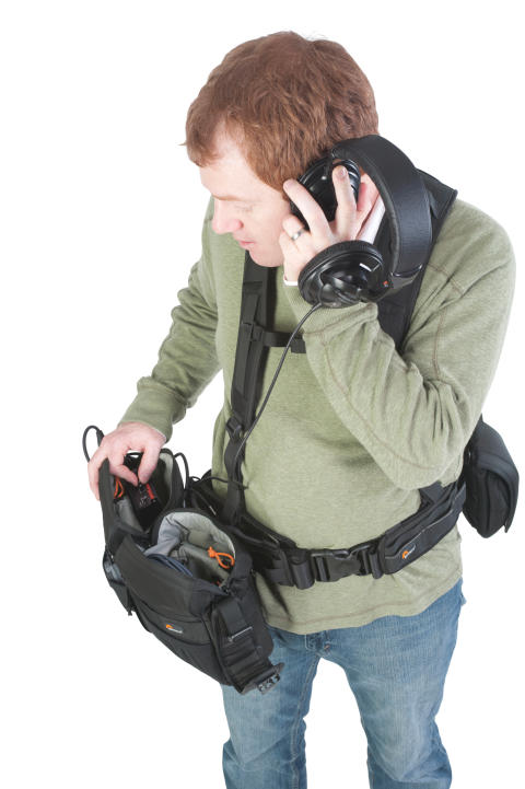 Lowepro S&F Audiobag 100
