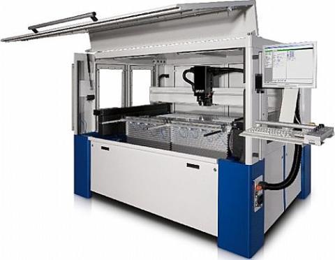 DATRON MV1500-1c ett mycket flexibelt bearbetningssystem för stora format