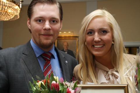 Sara Rywe utsedd till Årets Affärskreatör 2011 – av Handelshögskolan i Stockholm