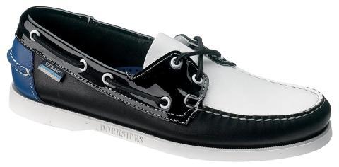 Sebago Trend Docksides White