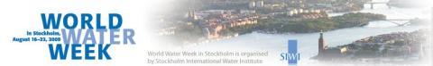 Pressregistrering öppen för 2009 års World Water Week