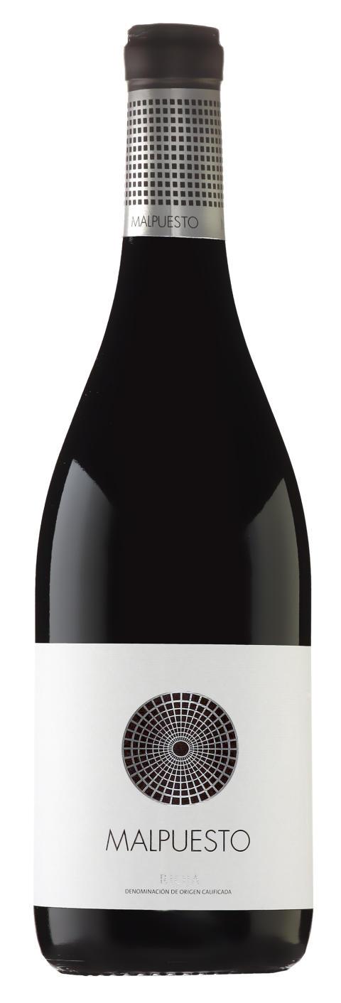 Malpuesto - exklusiv Rioja i tillfälliga sortimentet!