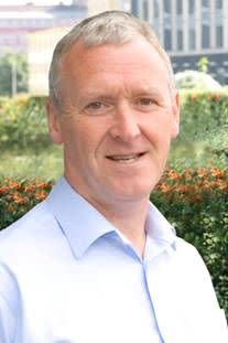 Neil Moore, arbetsmiljödirektör, Skanska AB