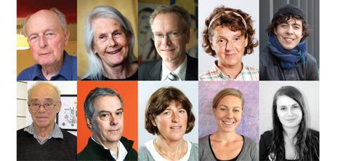 Unikt tillfälle att träffa fem generationer miljöforskare