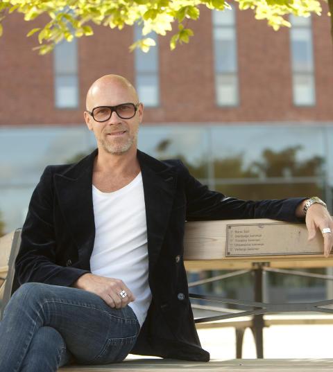 Professor Lars Sandman
