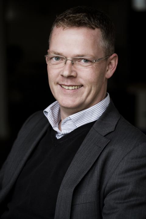 Glenn Bisgaard ny direktør for Falk Lauritsen