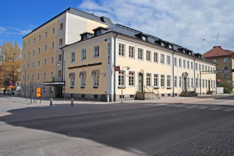 Clarion Collection Hotel Bergmästaren i Falun renoveras för 7 miljoner kronor