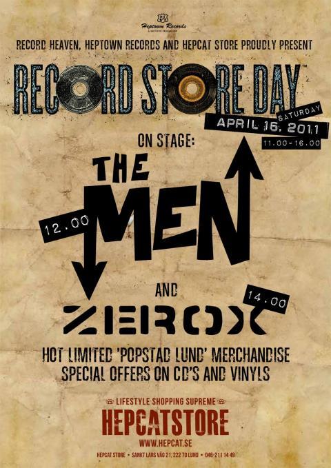 Record Store Day - Musikaffären är inte död