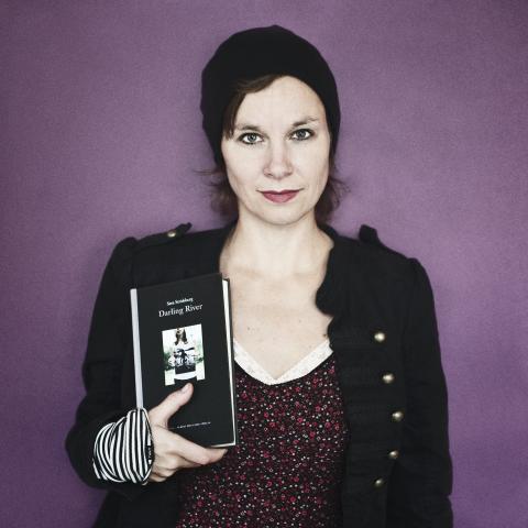 Vi:s litteraturpristagare 2010 - Sara Stridsberg