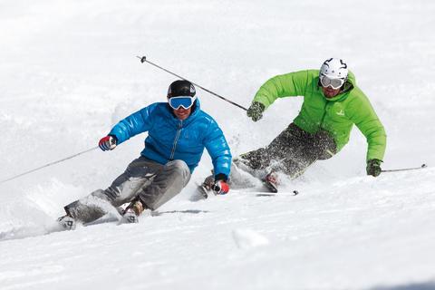 Sesongåpning: rekordtidlig skikjøring i fjellet