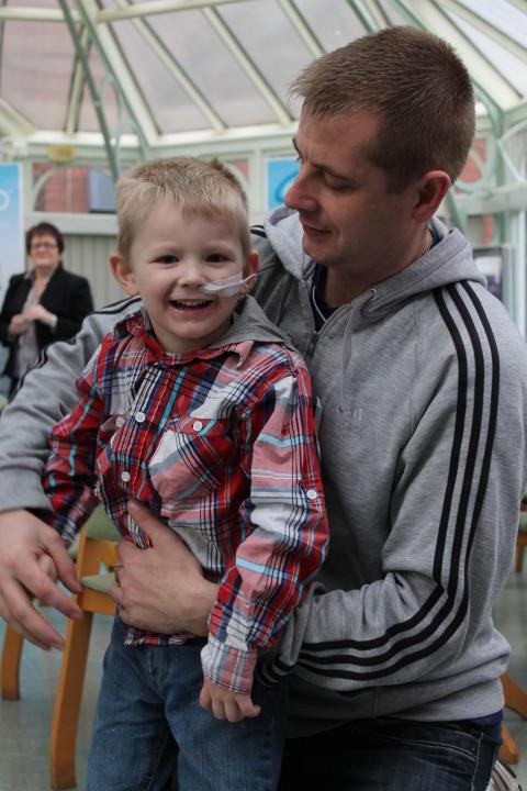 Sandwell parents back study into rare diseases at Birmingham Children's Hospital