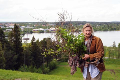 ELLE Interiör söker inspiration i Piteå inför Stora Nolia