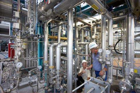 Siemens har lykkes med å rense CO2